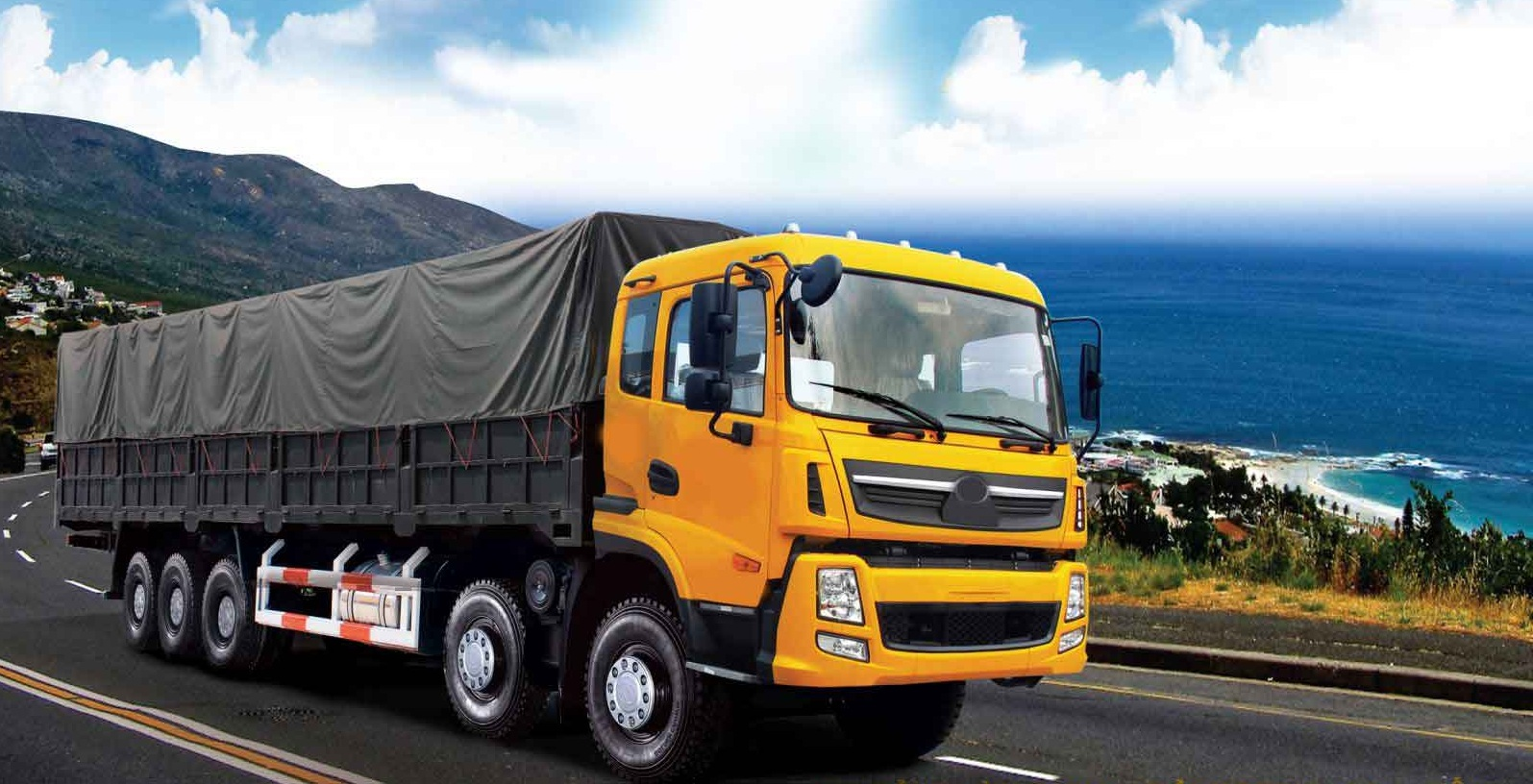 transportation services by golden cargo packers and movers
